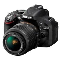 Nikon D5200 DSLR Camera