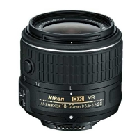 Nikon DX VR AF 18-55 mm Camera Lens