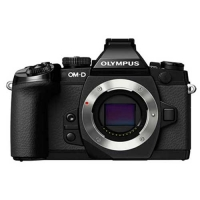 Olympus E-M1 with 12-50mm Lens DSLR