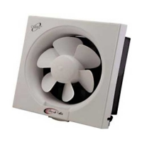 Orpat 200 mm Fresh AIR Exhaust Fan