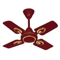 Orpat 24 Inch Air Fusion Ceiling Fan Brown