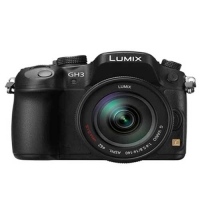 Panasonic DMC-GH3 ( Micro Four Thirds Mount ) DSLR