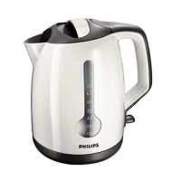 Philips 1.7 Ltr HD4649 White Electric Kettle
