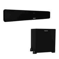Philips DSP 475U Home Theater