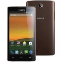 Philips W3500 Smartphone
