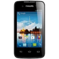 Philips W5510 Smartphone