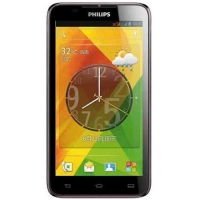 Philips W8355 Smartphone