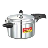 Prestige Deluxe Plus Aluminium 5 Litre Pressure Cooker