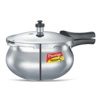 Prestige Deluxe Plus Aluminium Baby Handi 2 litre Pressure Cooker