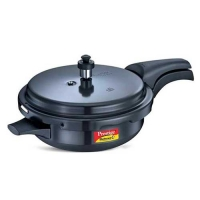 Prestige Deluxe Plus Hard Anodized 3.1 Litre Junior Pressure Cooker