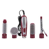 Sanford 5 in 1 Hair Styler SF9753HS Red