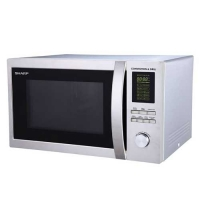 Sharp Double Grill Convection Microwave Oven R-92A0-ST-V
