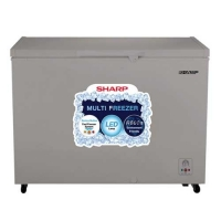 Sharp Freezer SJC-315-GY
