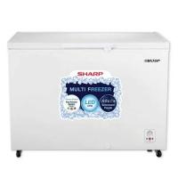 Sharp Freezer SJC-315-WH