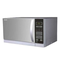 Sharp Grill Microwave Oven R-72A1-SM-V