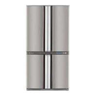 Sharp SJ F70PCSL Refrigerator