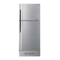 Sharp SJ K33SSSL Refrigerator