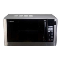 Singer Microwave Oven 30 Ltr Combi Grill
