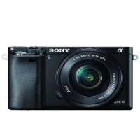 Sony Alpha A6000L 24.3MP Digital SLR Camera (Black)