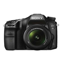 Sony Alpha A68M 24.2 MP Black Digital SLR Camera