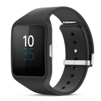 Sony SWR50 Black Smartwatch
