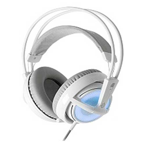 Steel Series Siberia V2 Full Size Headset - Frost Blue