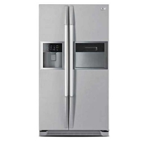 Videocon 604 Ltr VPL60ZPS Side by Side Refrigerator