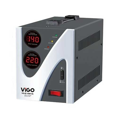 Vigo Automatic Voltage Stabilizer RE02-1500VA