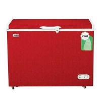 Vigo Chest Freezer 208 ltr Red