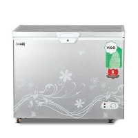 Vigo Chest Freezer 208 ltr Silver