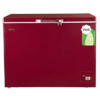 Vigo Chest Freezer VIG 150 L Red