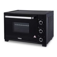 Vigo Electric Oven 32 Ltr (Black)