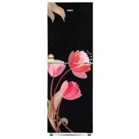 Vigo GD Refrigerator RE-185 L Pink Tulip Black-BM