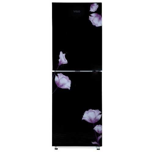 Vigo GD Refrigerator RE-252 Ltr Mirror Purple FL-BM