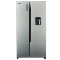 Vigo Side By Side Door Refrigerator SHR-566 Ltr
