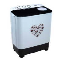 Vigo Twin Tub 7kg Washing Machine