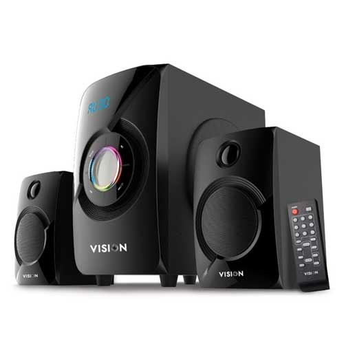 Vision 2:1 Multimedia Speaker Beat 102
