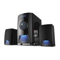 Vision 2:1 Multimedia Speaker Loud-101