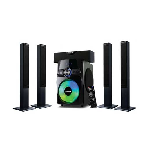 Vision 5.1 Home Theater–Fusion-007