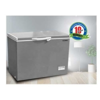 Vision Chest Freezer Vis-212L Grey