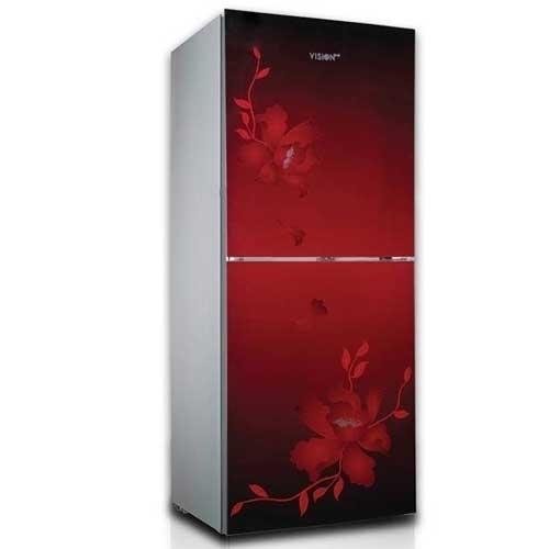 Vision GD Refrigerator RE 200 L Pink Flower BM