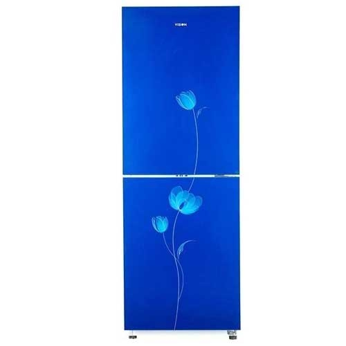 Vision GD Refrigerator RE-222 L Blue Flower TM