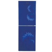 Vision Refrigerator Frost RE 252 L Lotus Flower Blue