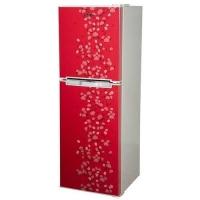 Vision Refrigerator RE 142 L Red Flower TM