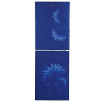 Vision Refrigerator RE 262 L Lotus Flower Blue TM