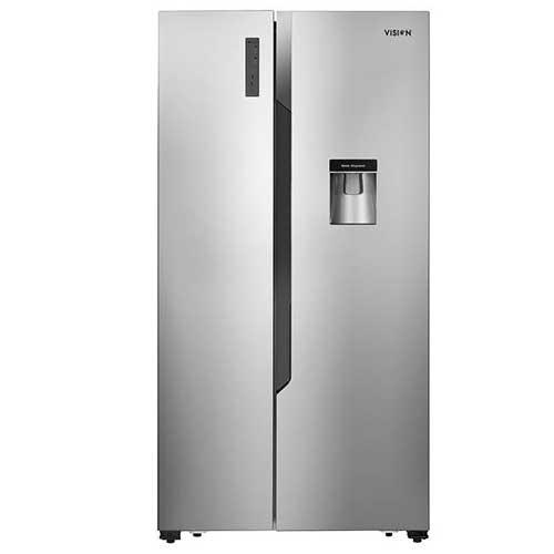 Vision Side By Side Door Refrigerator SHR 566 Ltr