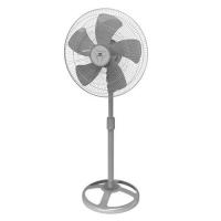 Walton WPF24B-PBC Gray Pedestal Fan