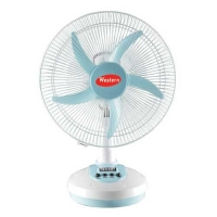 Western Rechargeable Table Fan 1024E
