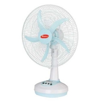 Western Rechargeable Table Fan 1026E