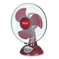 Western Rechargeable Table Fan 2394